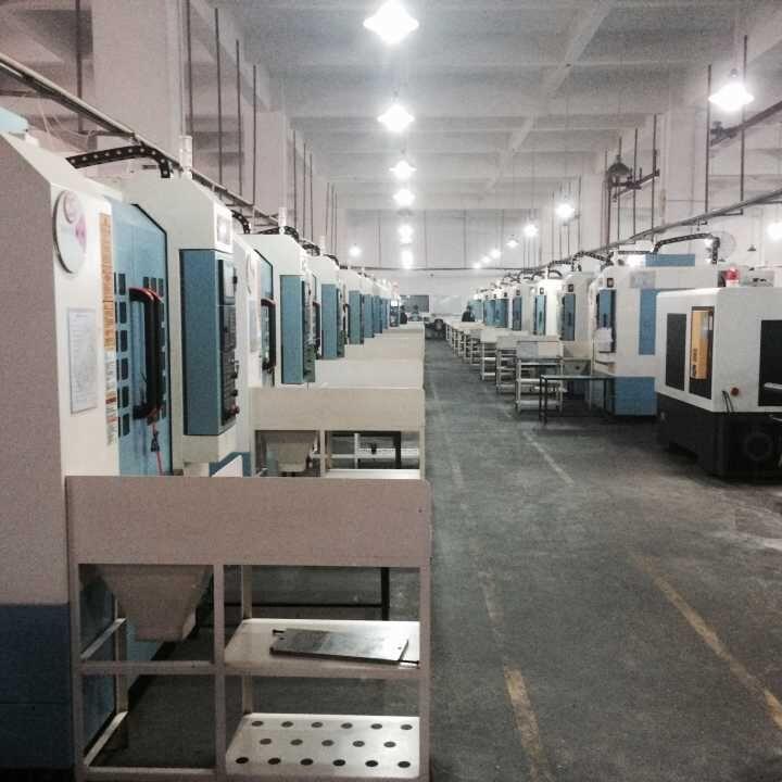乐发CNC加工中心