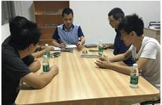 何经理 --  上海汽车厂(采购部经理)