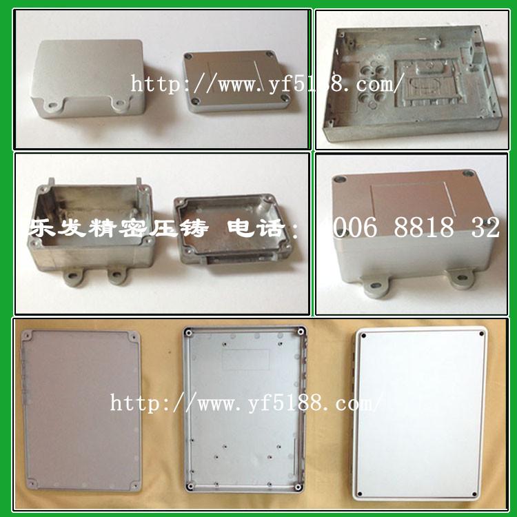铝合金接线盒 外壳加工