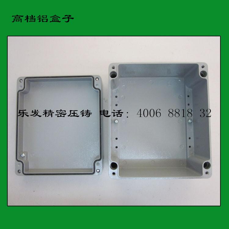 铝合金压铸接线盒 防爆接线盒 压铸铝盒子