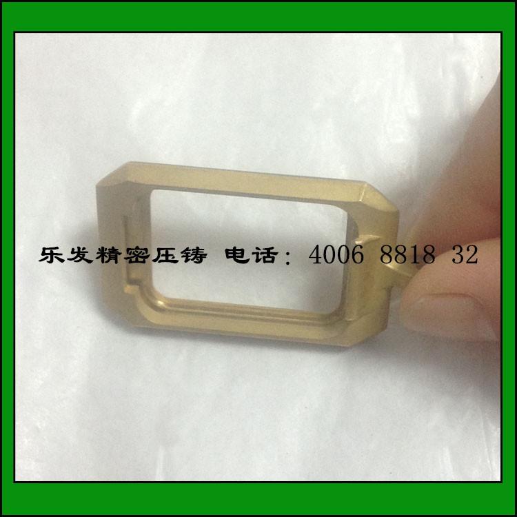 高精密铝合金压铸加工
