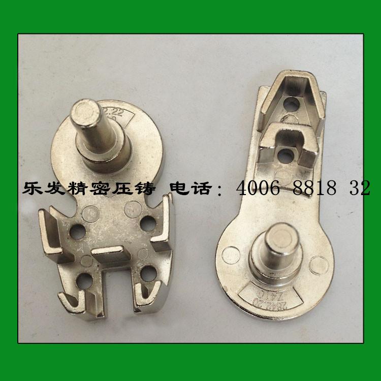 高精密压铸锌合金电子加工厂家
