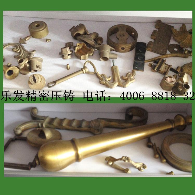 专业供应无麻点无起泡精密压铸铜件加工