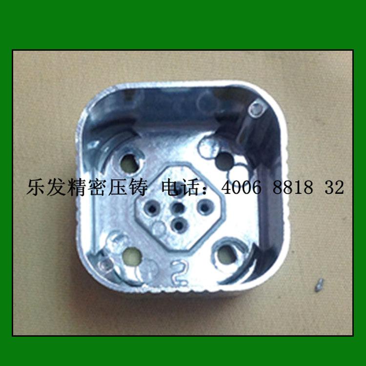 精密压铸铝合金玉米灯饰外壳  散热器壳体加工