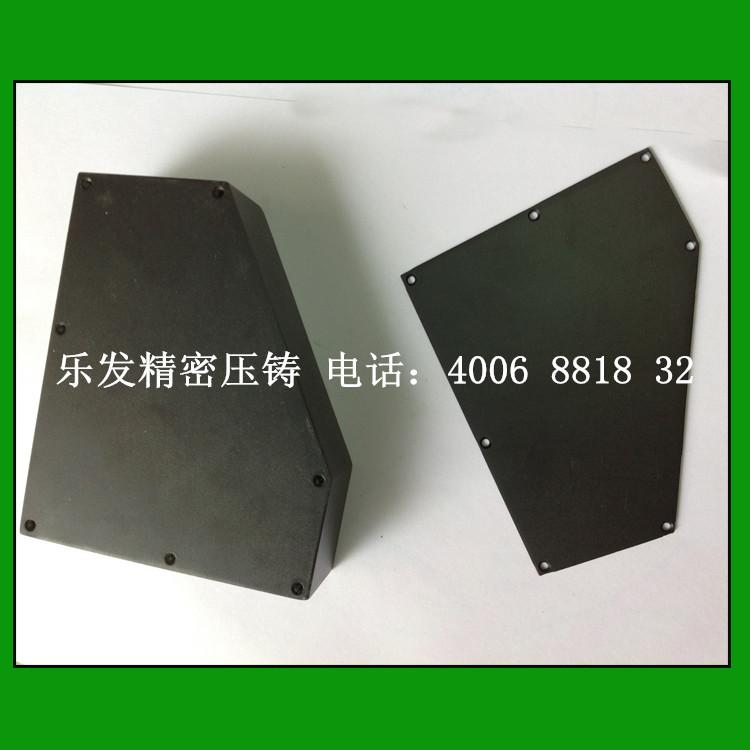 精密接线盒压铸件 铝合金压铸件