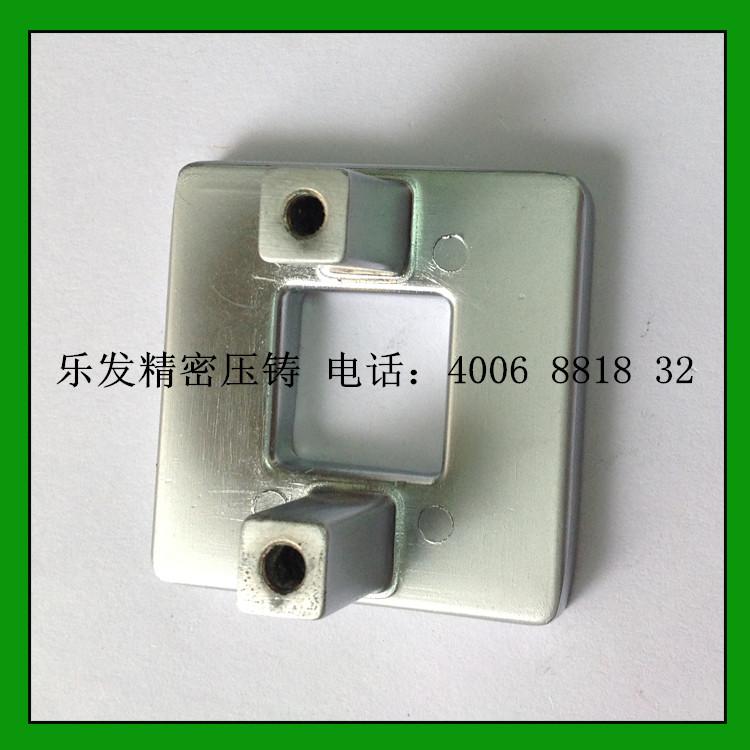 锌合金压铸加工 高精密模具来图来样订制