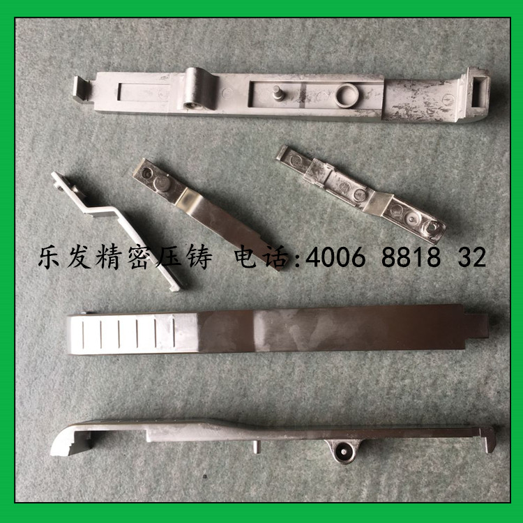 高精密锌合金压铸件生产 免费模具设计来图来样订制