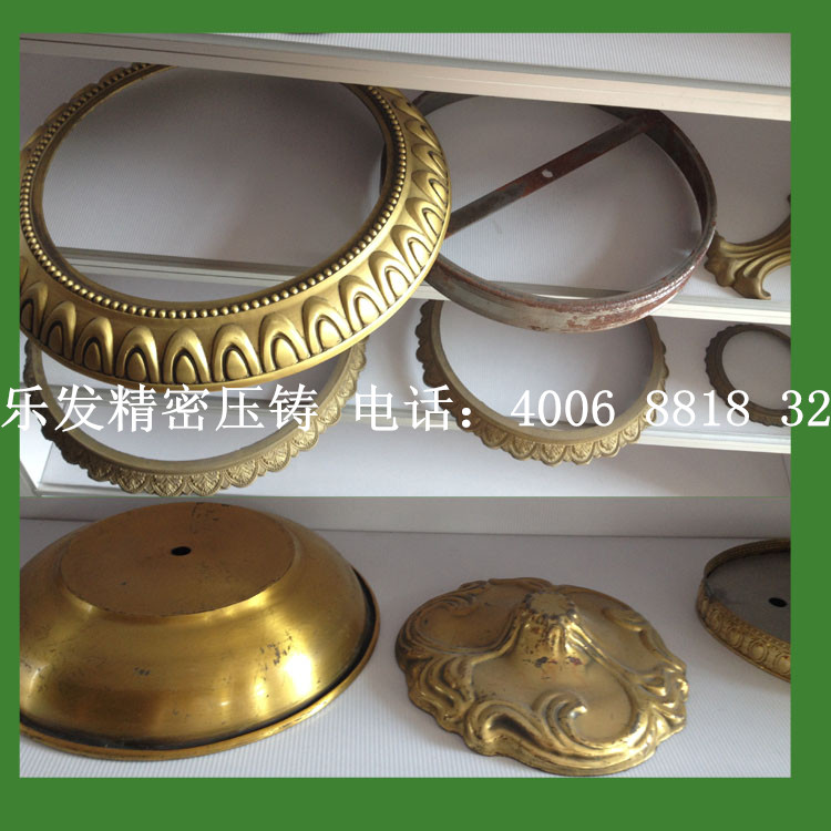 高精密铜压铸件生产 免费模具设计 来图来样订制
