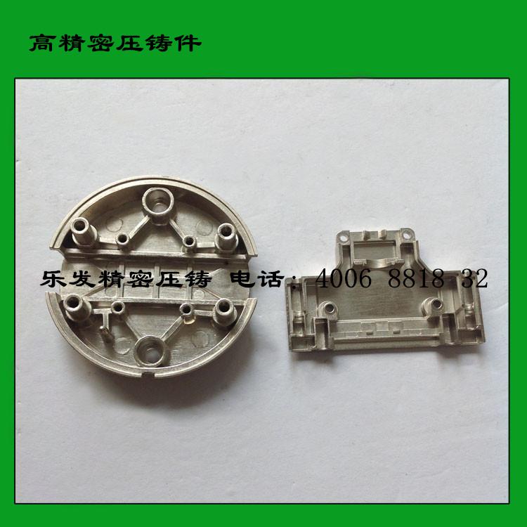 锌合金连接器外壳加工 精密度高表面无砂孔保证