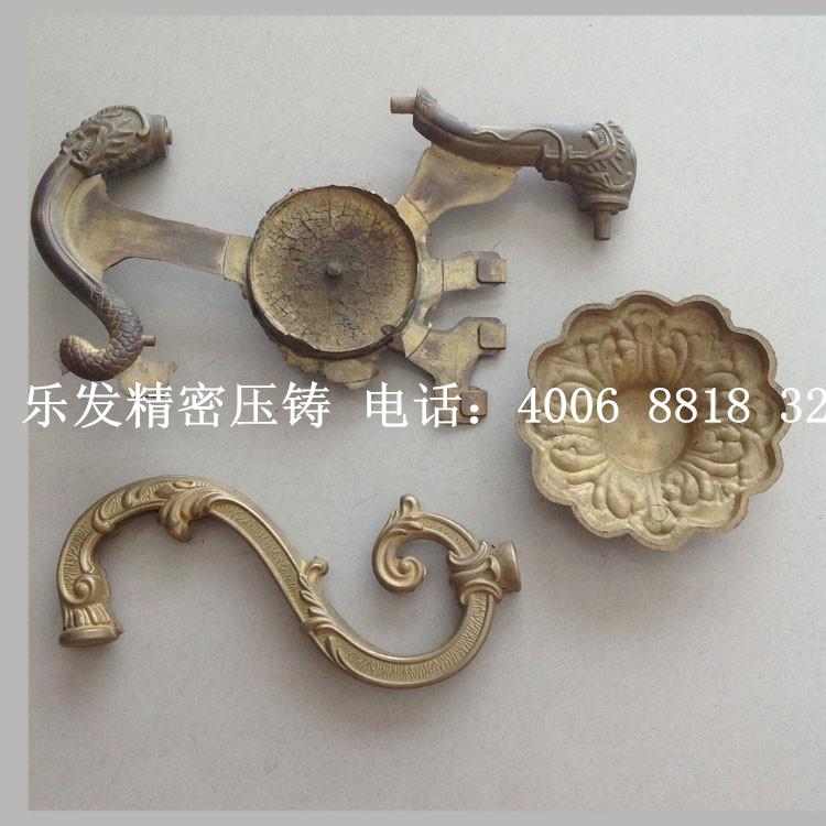 10年精密铜压铸经验 高档铜压铸配件加工