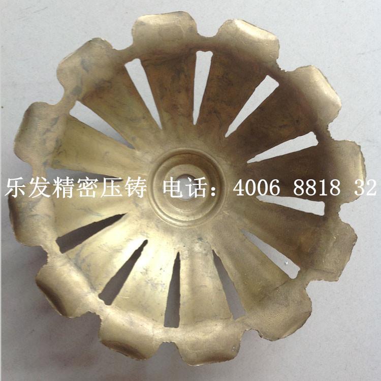 高档精密铜压铸件采购找乐发精密品质保证