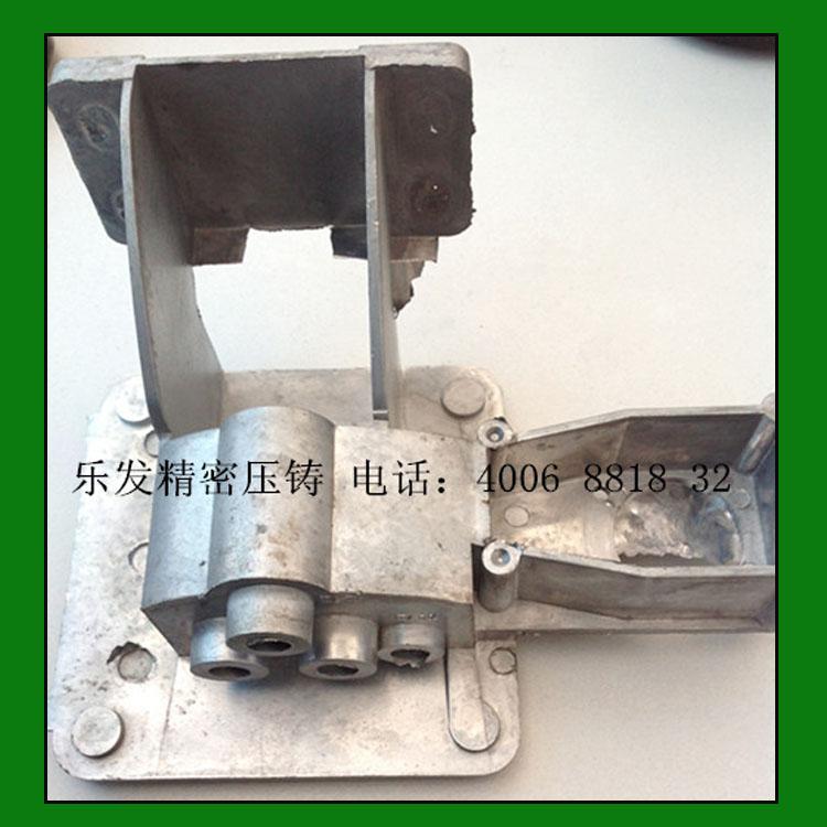 10年精密铝合金压铸经验 高档铝合金压铸配件加工