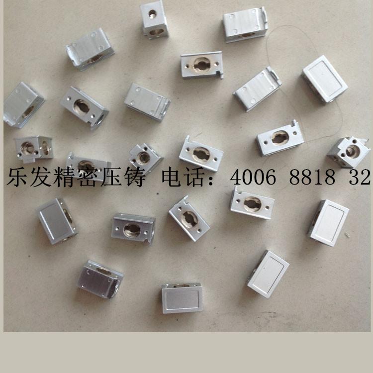 高精密锌合金压铸件 连接器部件