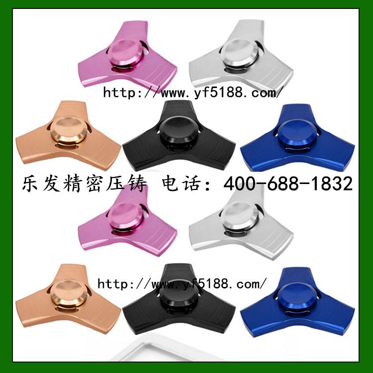 指尖陀螺生产厂家日产能3万套锌合金指尖陀螺生产定做