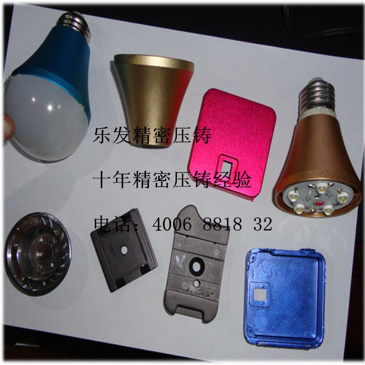 高品质铝压铸件 汽车部件压铸 表面阳极氧化处理