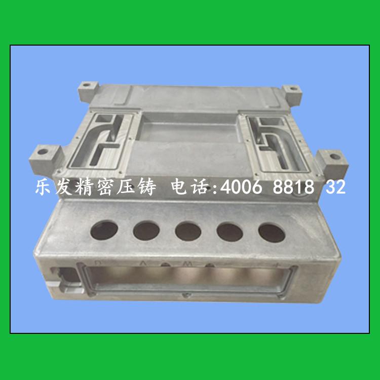 高档精密铝件模具加工厂 表面氧化处理铝合金压铸件订制