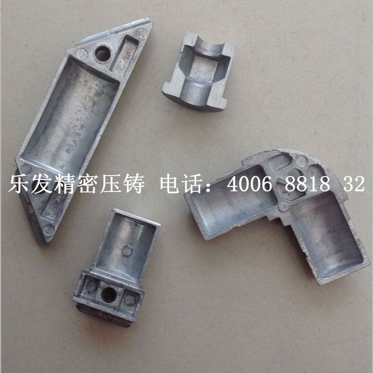 高精密高品质锌合金电子五金零件加工