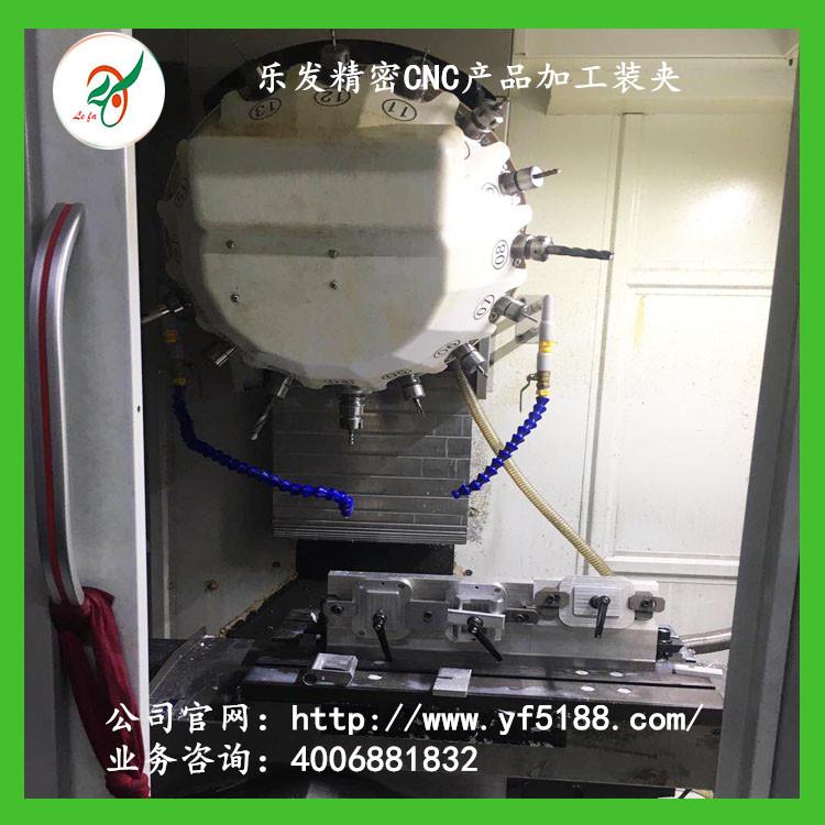 非标机械CNC机加工生产