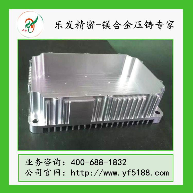 镁合金LED散热器加工