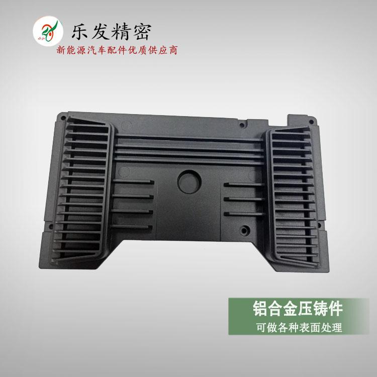 高精密压铸铝合金 新能源汽车散热器 汽车配件生产实力厂家