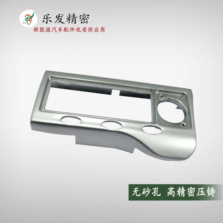 精密压铸 数显卡尺面板外壳配件 环保锌合金铝合金厂家定制
