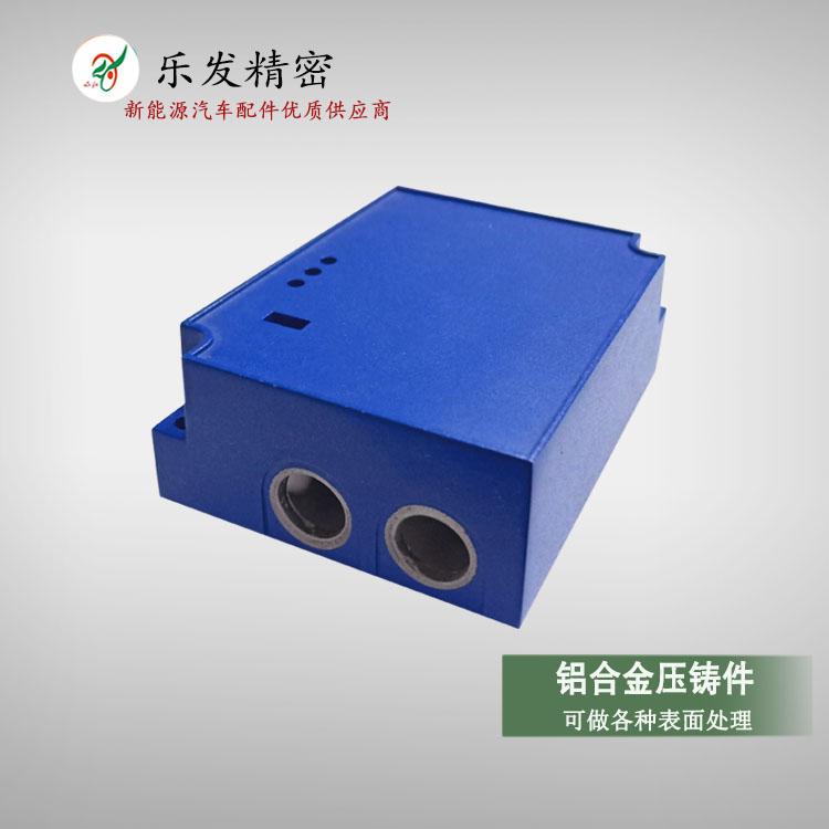 铝合金接线盒外壳配件 高精密铝合金压铸 厂家来样来图定制