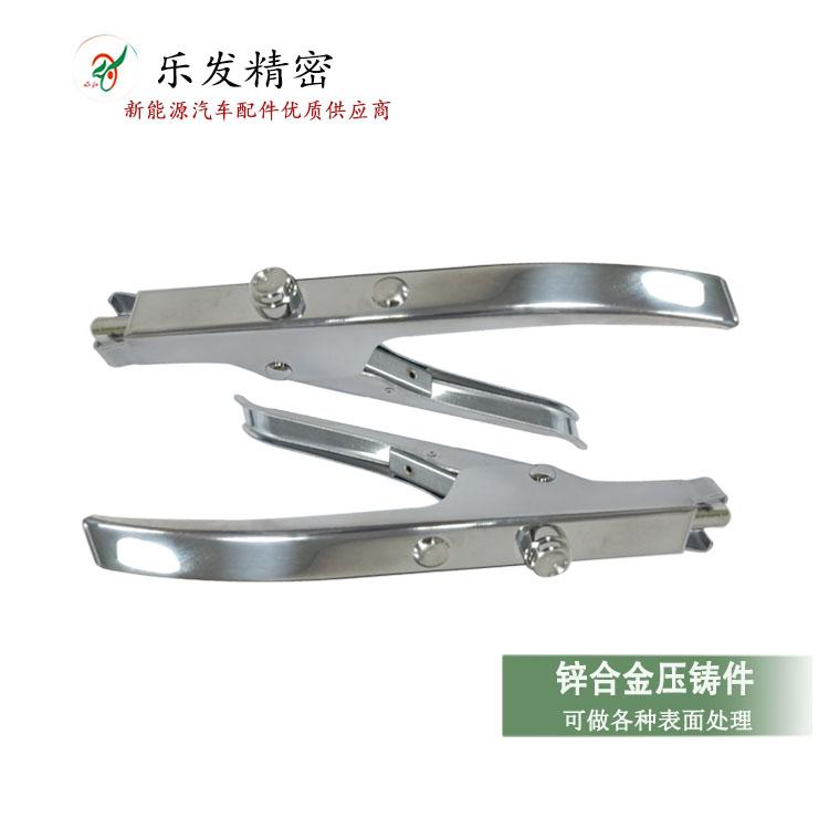 锌合金医疗器械配件 高精密锌合金压铸 模具制造来图来样加工定制
