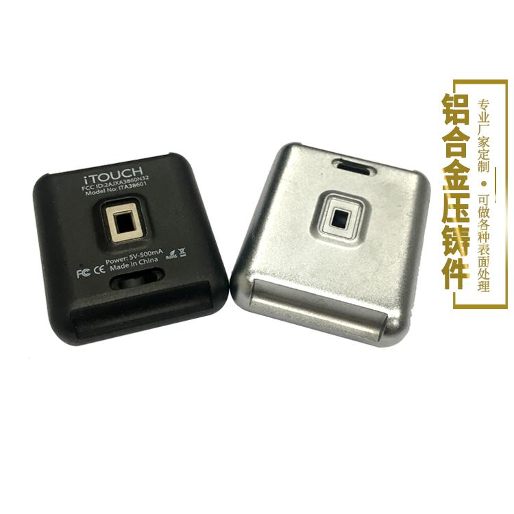 铝合金手表底壳配件 高品质铝合金压铸 可氧化各种颜色无色差
