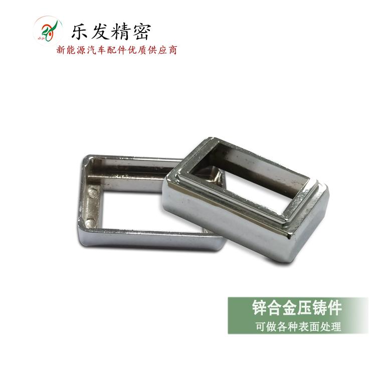 锌合金压铸高精密机械配件精度精确+-0.02
