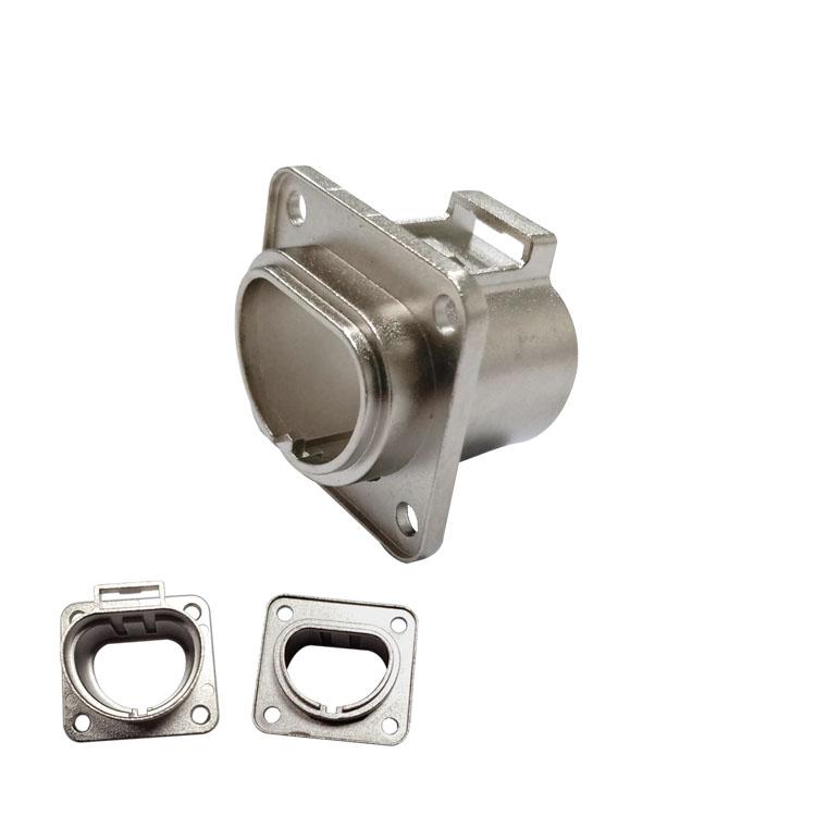 高精密压铸锌合金充电桩机械 配件可做各种表面处理