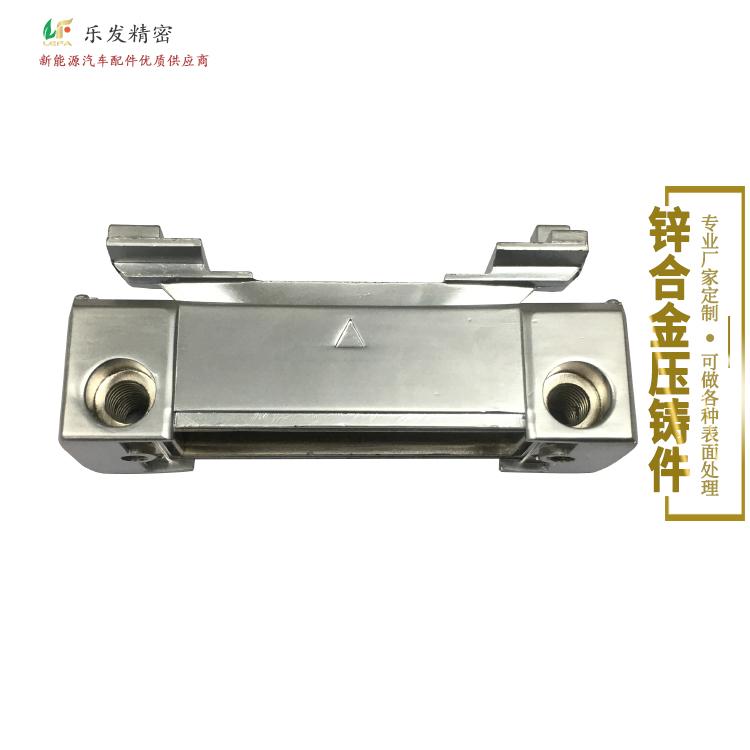 锌合金堵头配件 精密锌合金压铸件 品质保证无砂孔无麻点