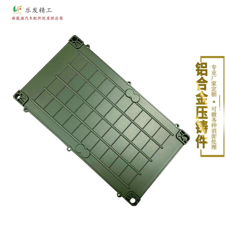 铝合金外壳面板配件 高精密铝合金压铸抛光氧化电镀各种表面处理