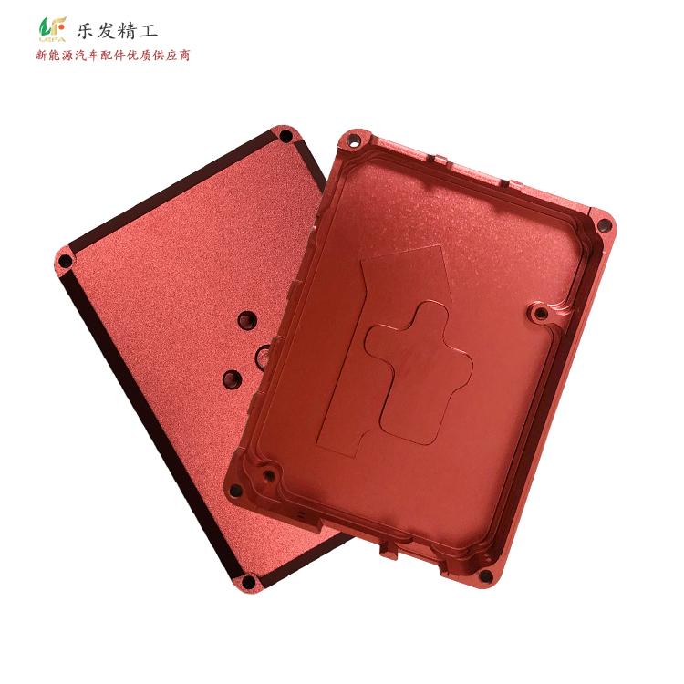电器外壳配件 高精密铝合金压铸氧化各种颜色不渗水无砂孔无水纹